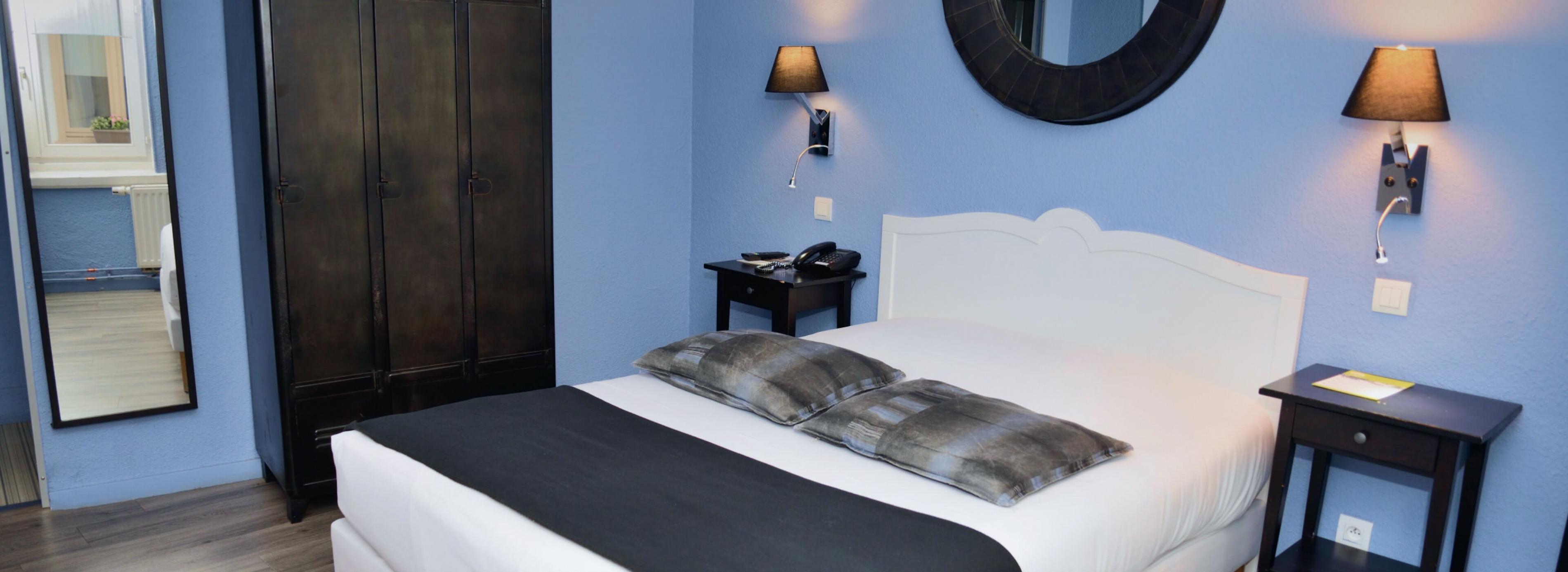 Hôtel EtC... Ihr 2-Sterne Hotel im Zentrum von Straßburg